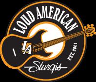 Loud American. Sturgis