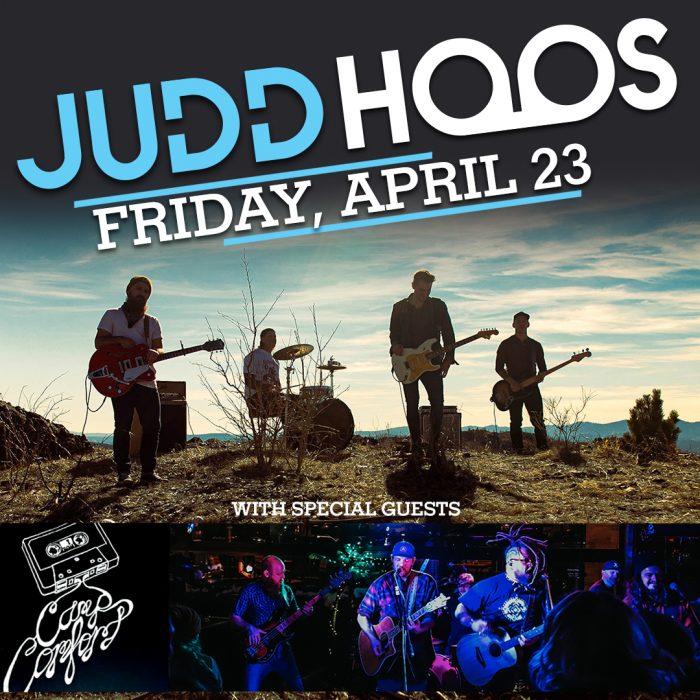 Judd Hoos w/ Special Guest Camp Comfort